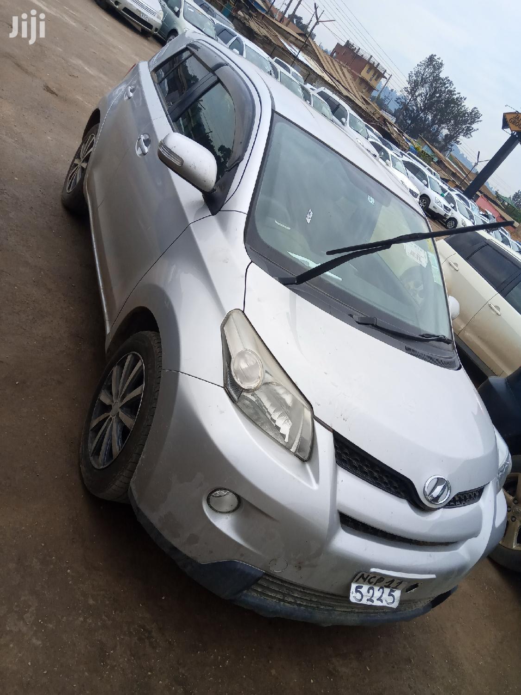 Toyota IST 2008 Silver   Cars for sale in Kampala, Central Region, Uganda