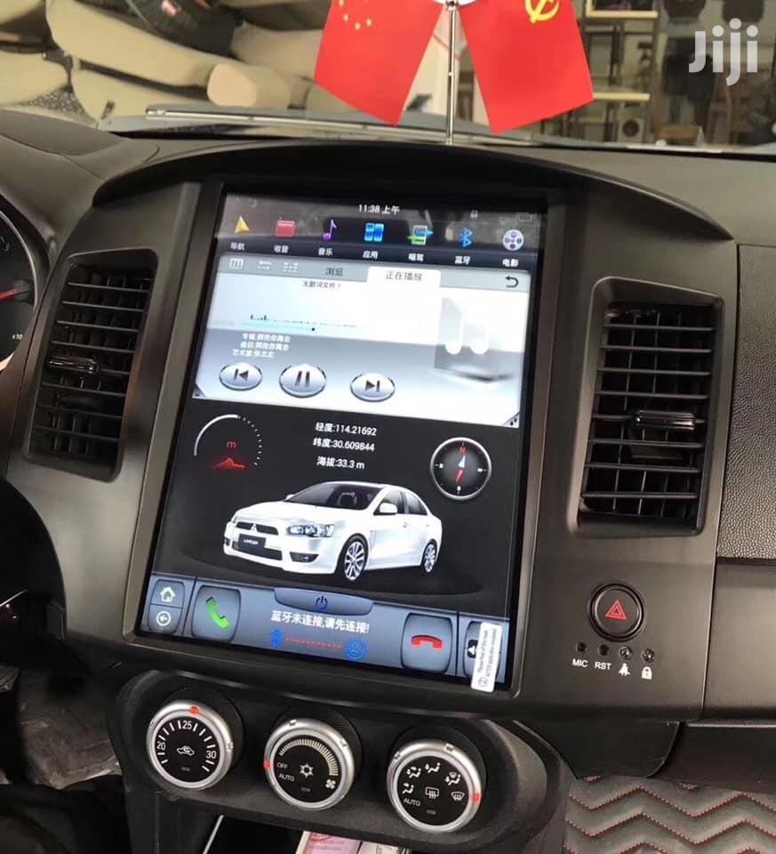 Mitsubishi Lancer Android Tesla Radio