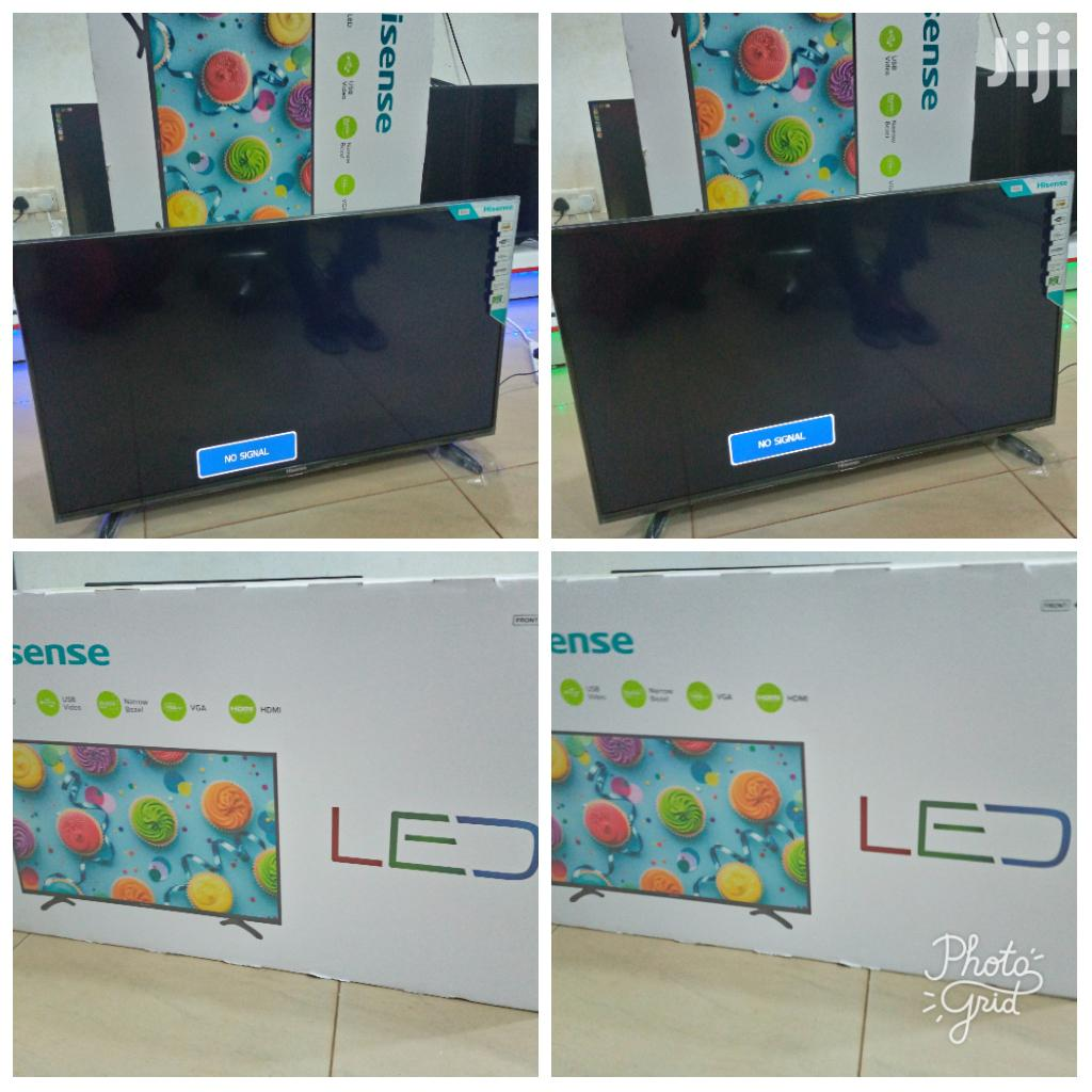 Hisense Led Digital Tv 40 Inches