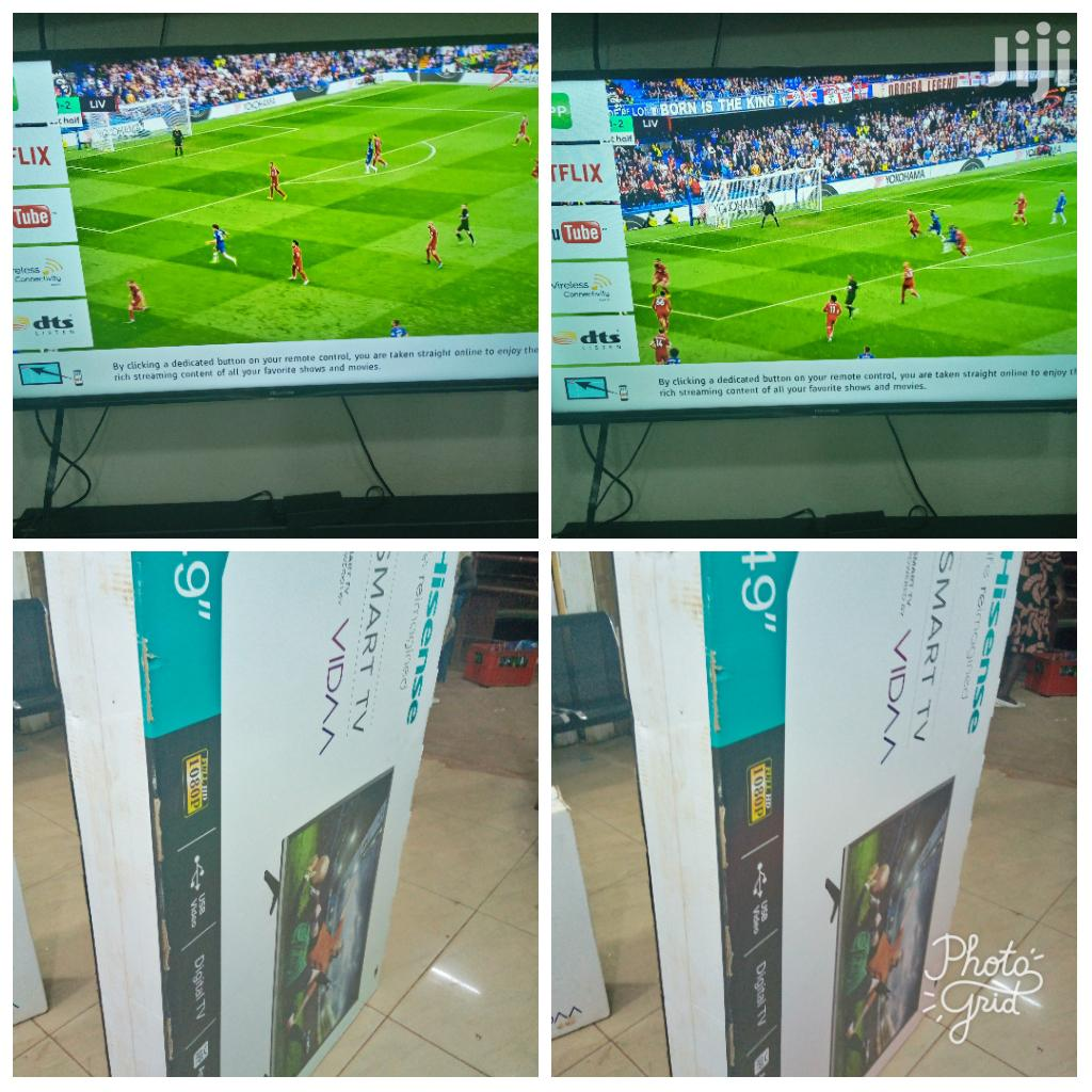 Hisense Smart Flat Screen Digital Tv 49 Inches
