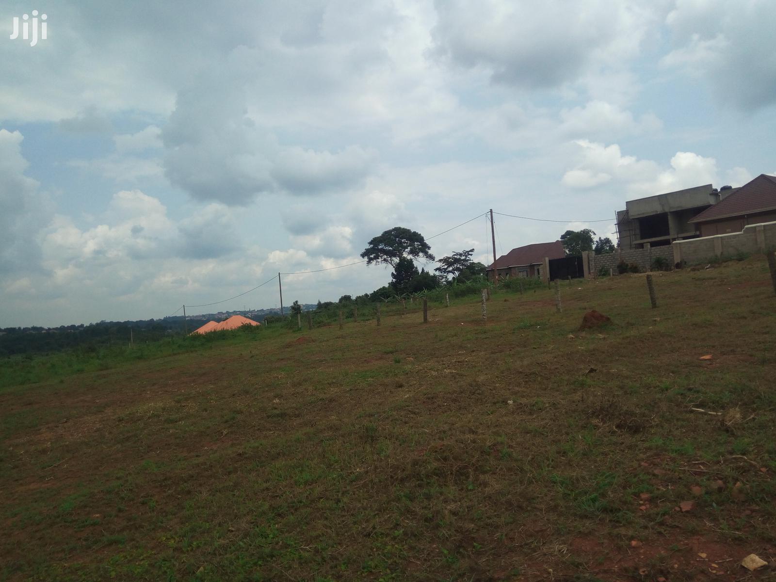 Plot Of Land For Sale In Kira