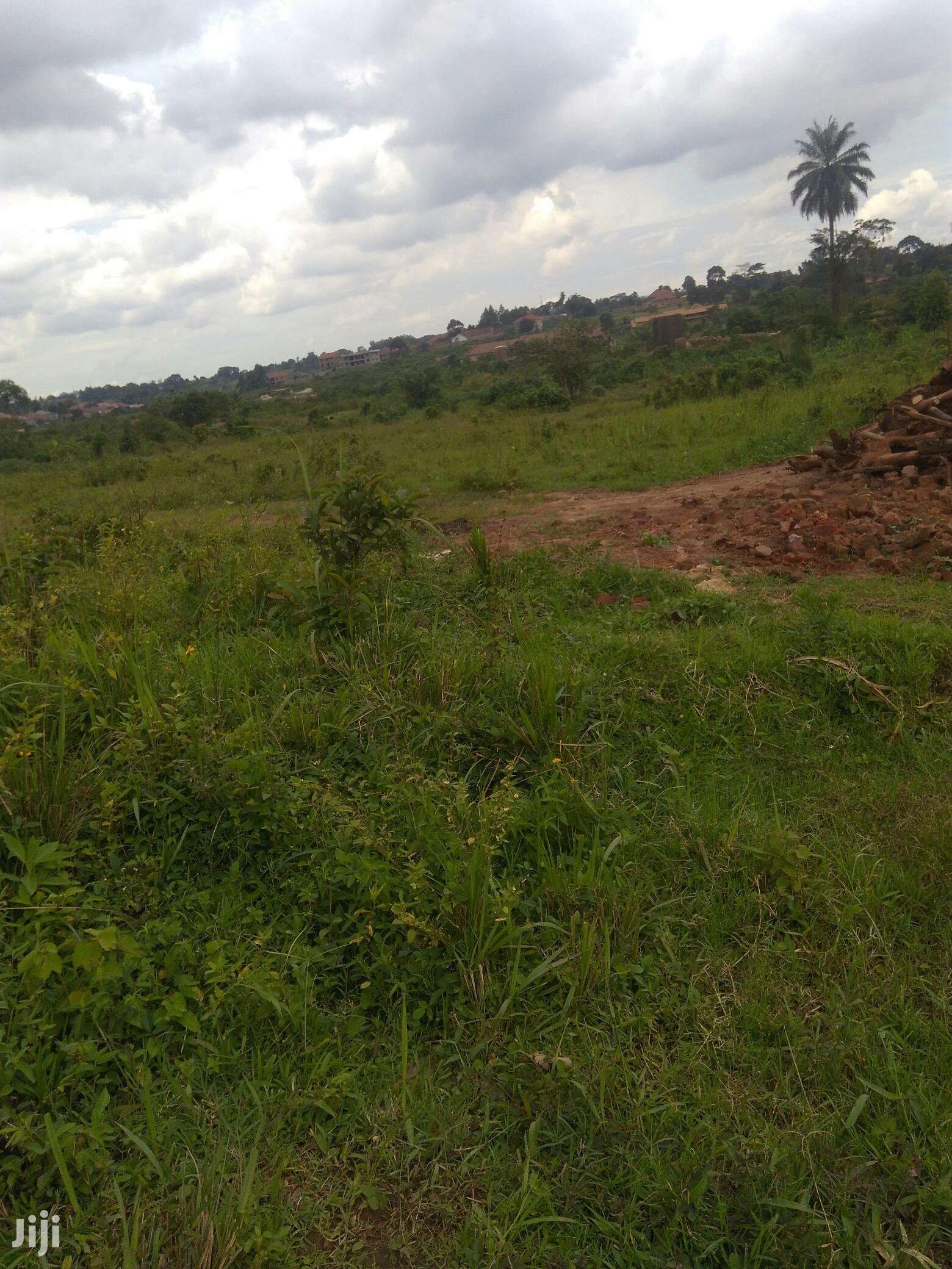 1 Acre Land In Gayaza Namavundu For Sale   Land & Plots For Sale for sale in Wakiso, Central Region, Uganda