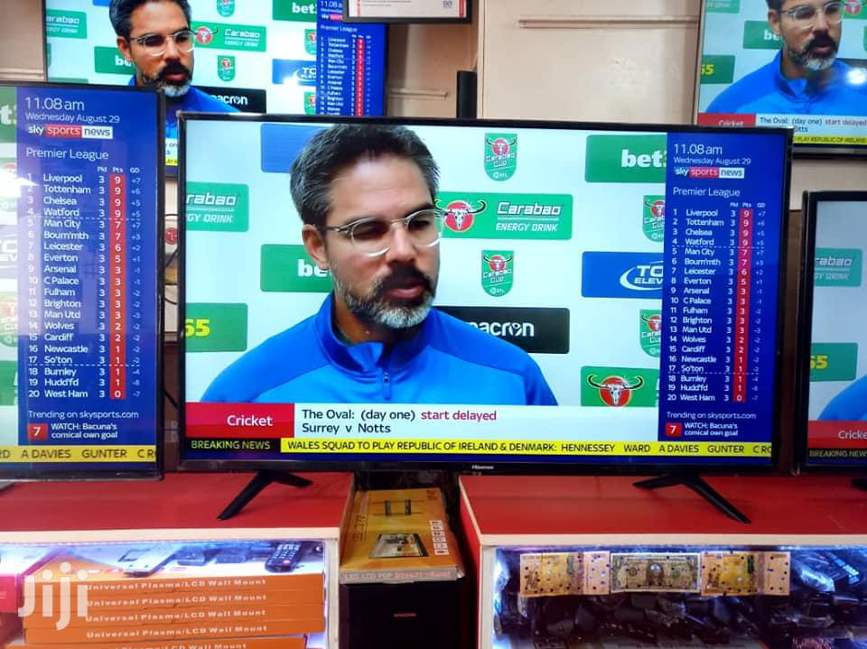 Brand New Flat Screen TV 32 Inches | TV & DVD Equipment for sale in Kampala, Central Region, Uganda