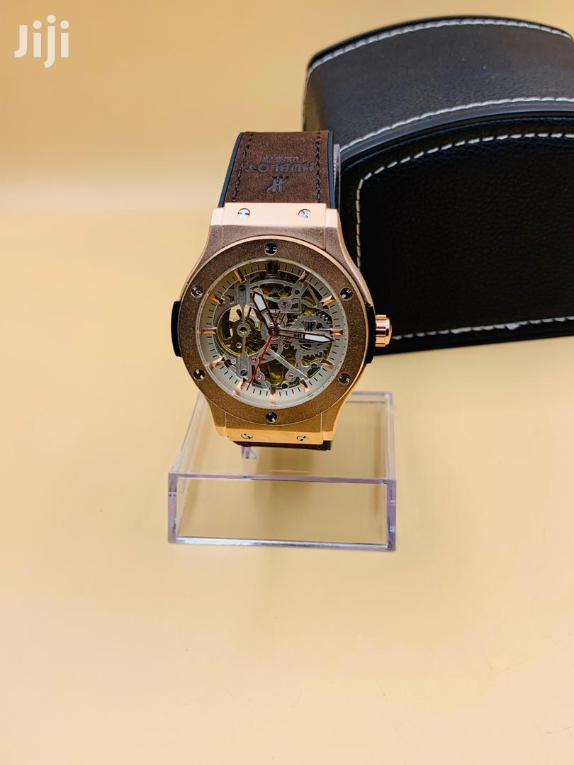 Hublot Leather Watches