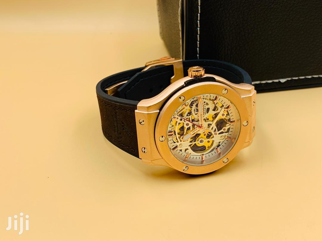 Hublot Leather Watches | Watches for sale in Kampala, Central Region, Uganda