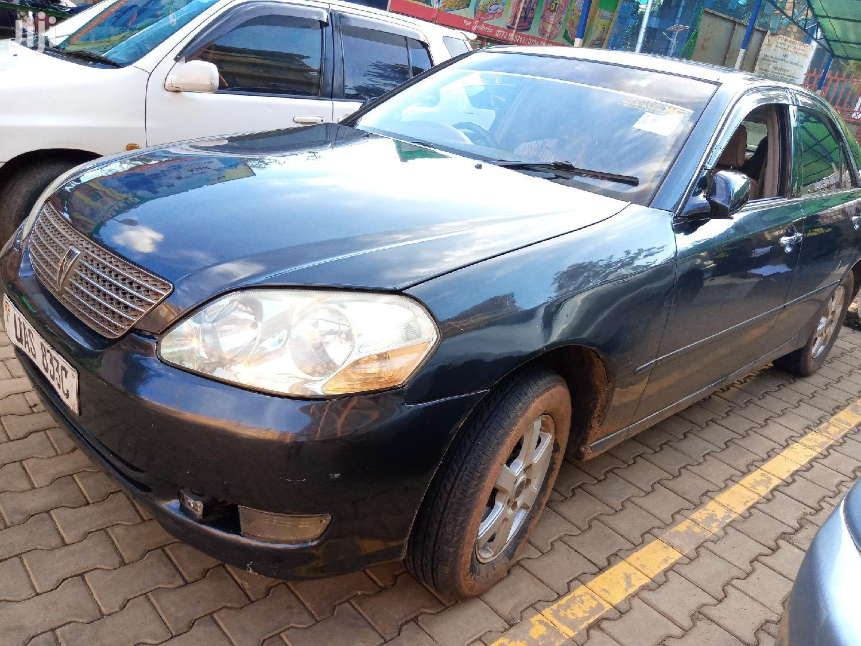 Toyota Mark II 2003 Gray   Cars for sale in Kampala, Central Region, Uganda
