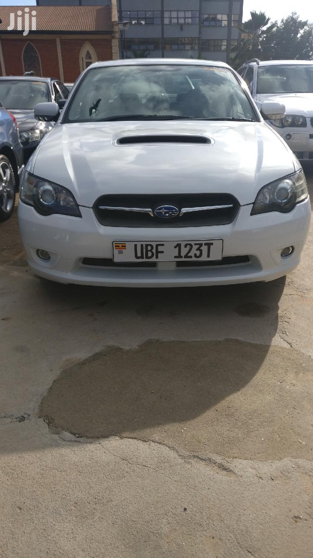 Subaru Legacy 2006 Silver | Cars for sale in Kampala, Central Region, Uganda