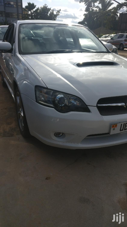 Subaru Legacy 2006 Silver