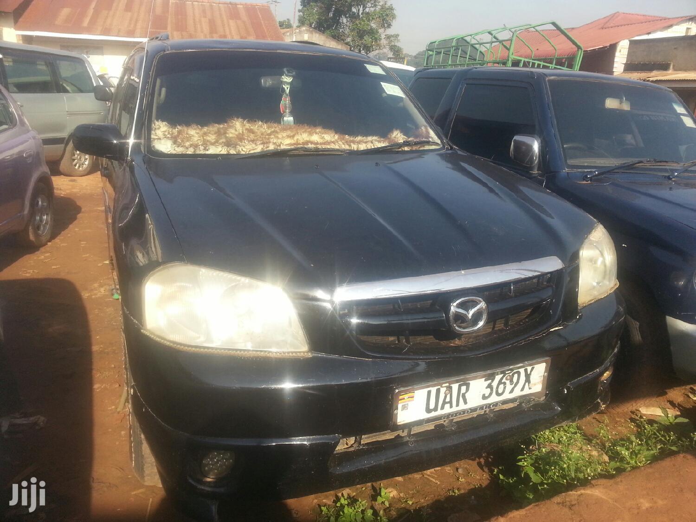Archive: Mazda Premacy 2001 2.0 D Black