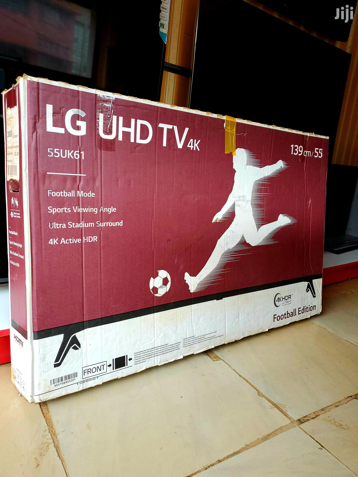 Brand New Lg Webos Smart Uhd 4k Tv 55 Inches