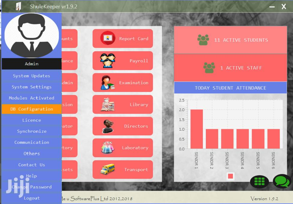 Archive: ShuleKeeper School Management System