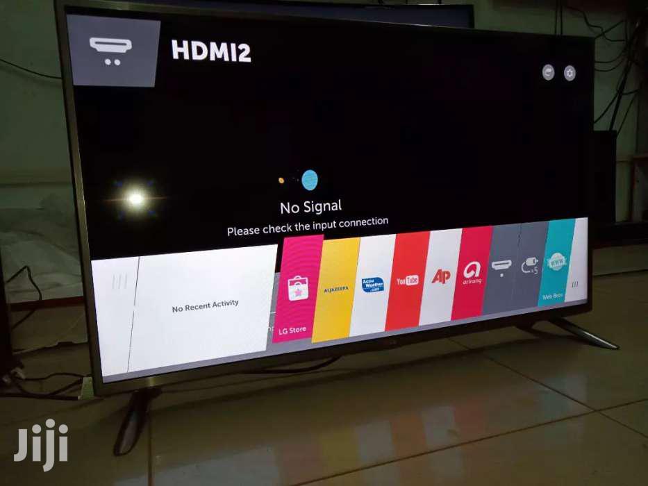 New Genuine LG Smart Tv 43 Inches