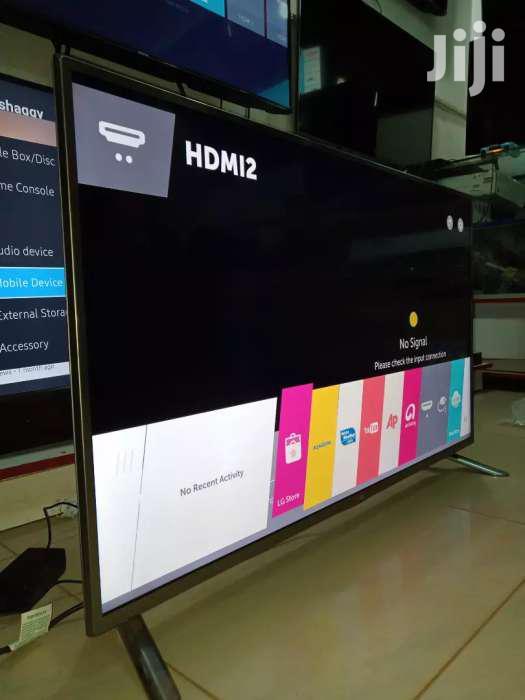 New Genuine LG Smart Tv 43 Inches   TV & DVD Equipment for sale in Kampala, Central Region, Uganda