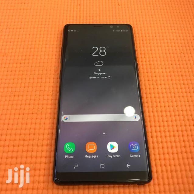 Archive: New Samsung Galaxy Note 8 64 GB Black