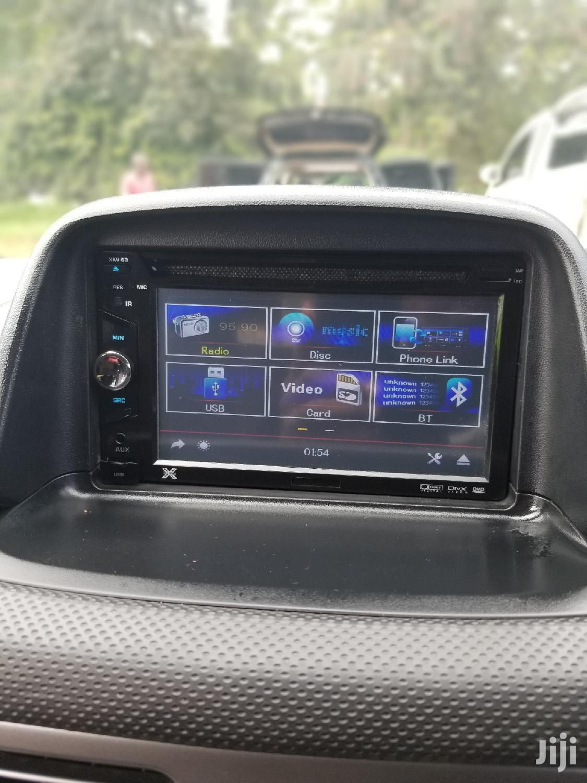 Universal Car Radio With Bluetooth