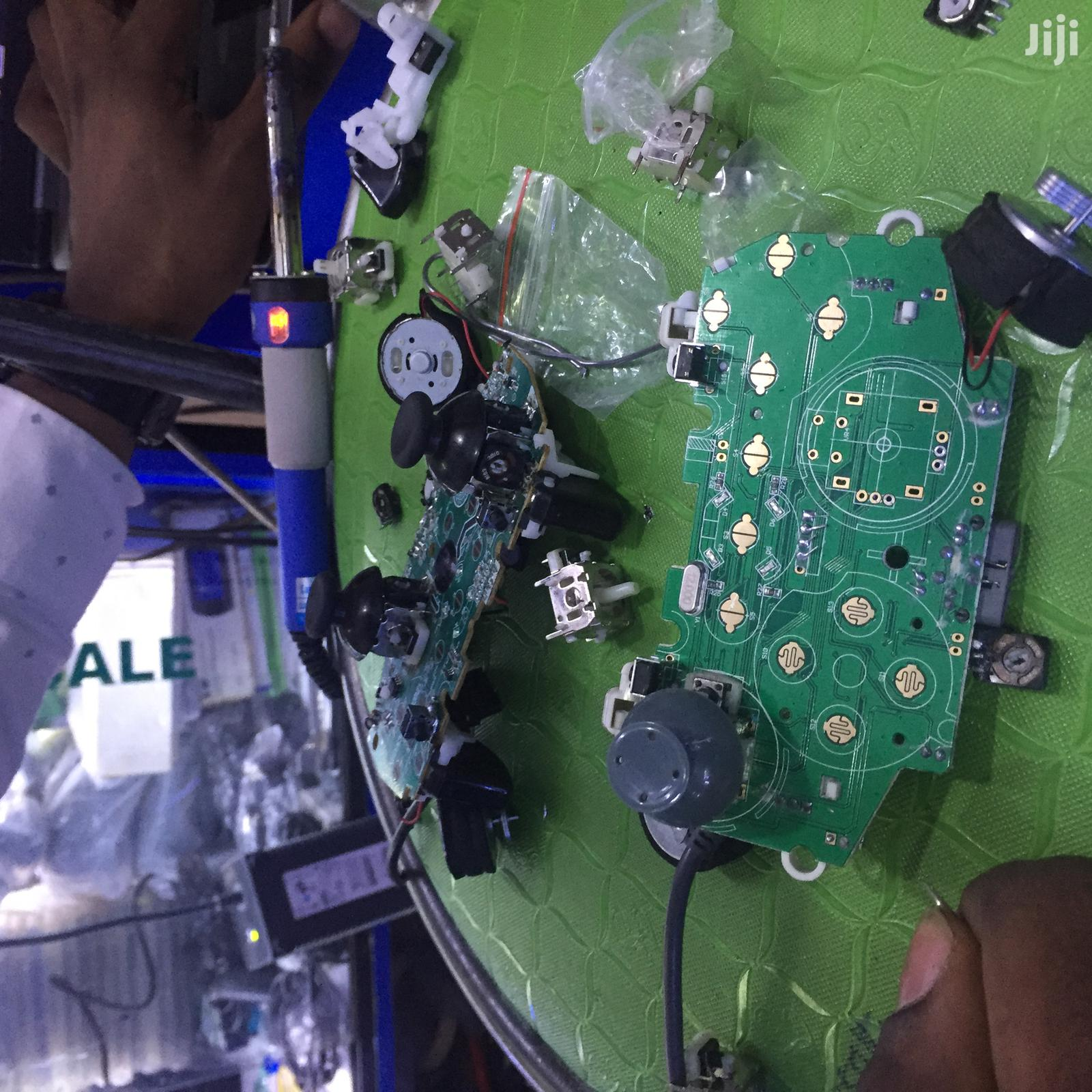 Archive: We Do Repair Of All Controllers