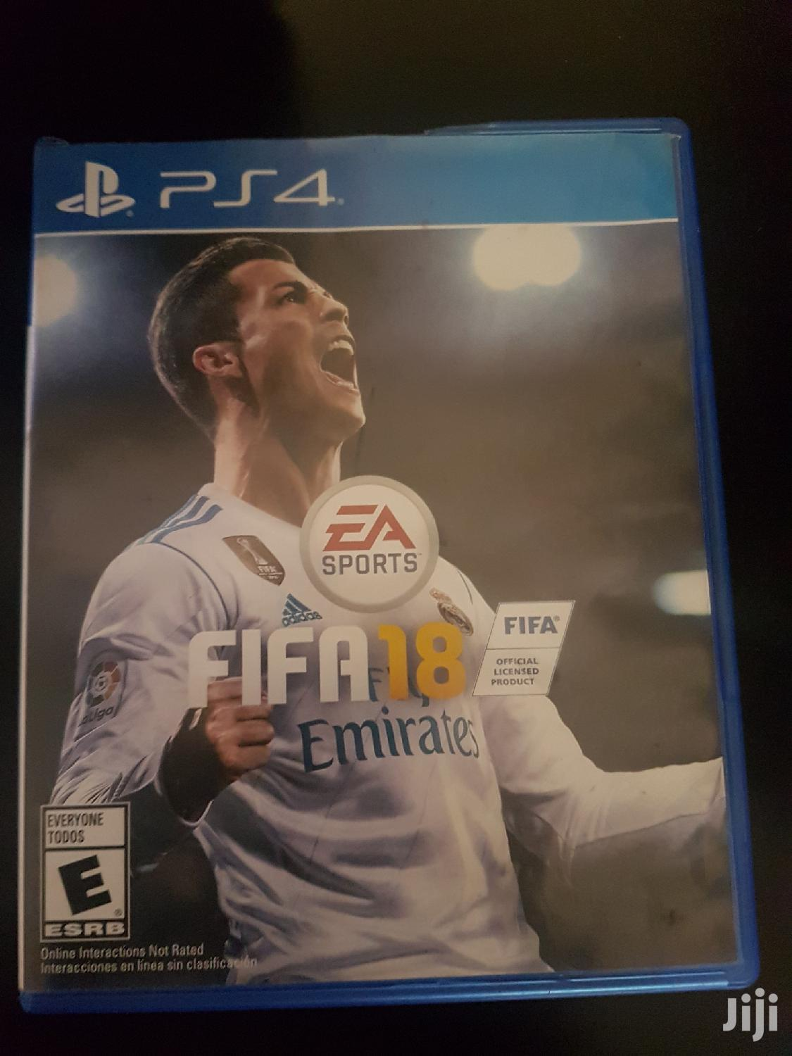 Archive: Fifa 18 Ps4