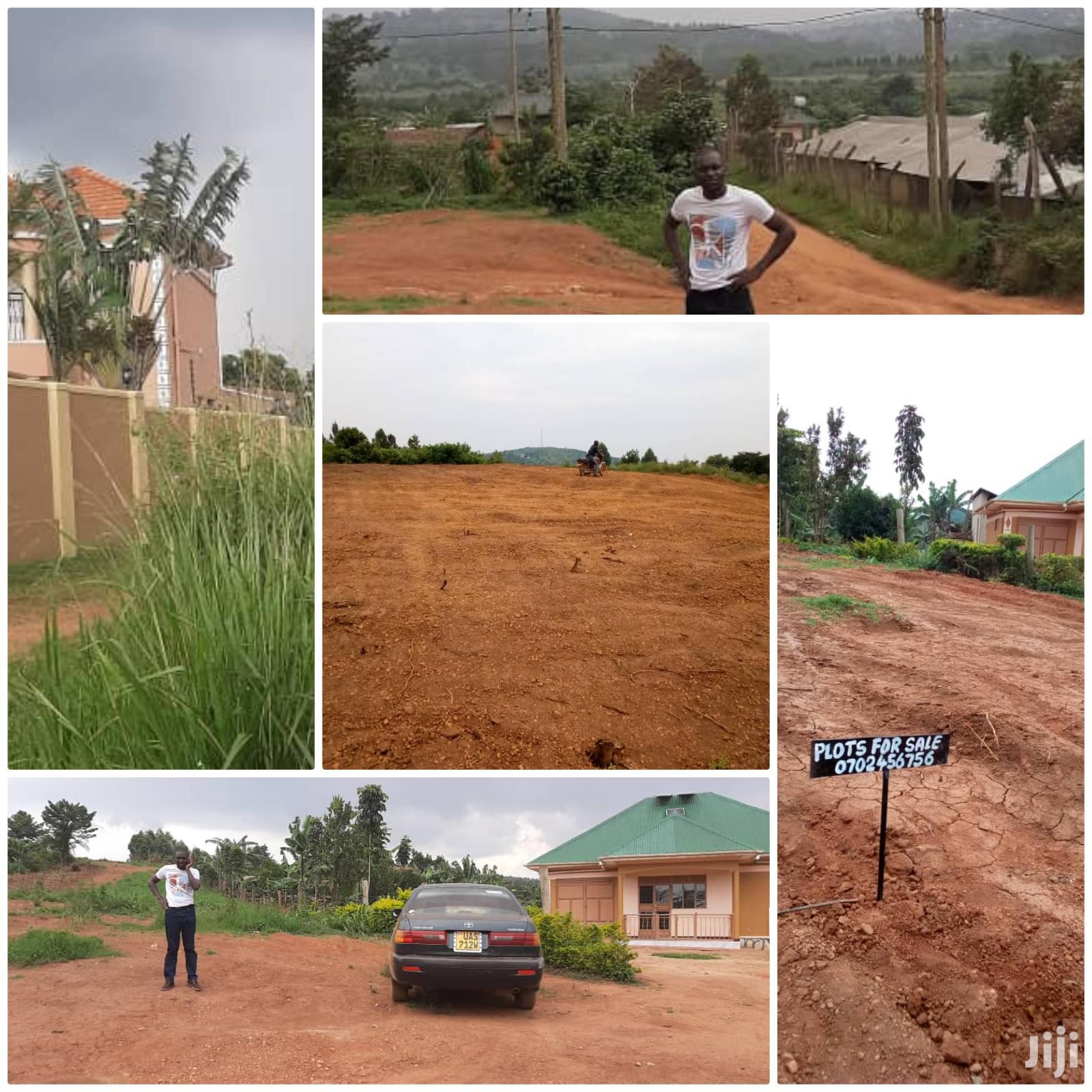 Half an Acre of Land Kasenge Katalemwa Off Entebbe Road