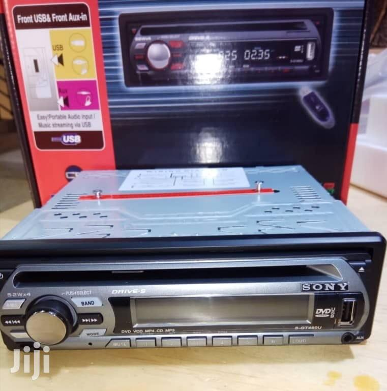DVD Player Car Radio With Usb