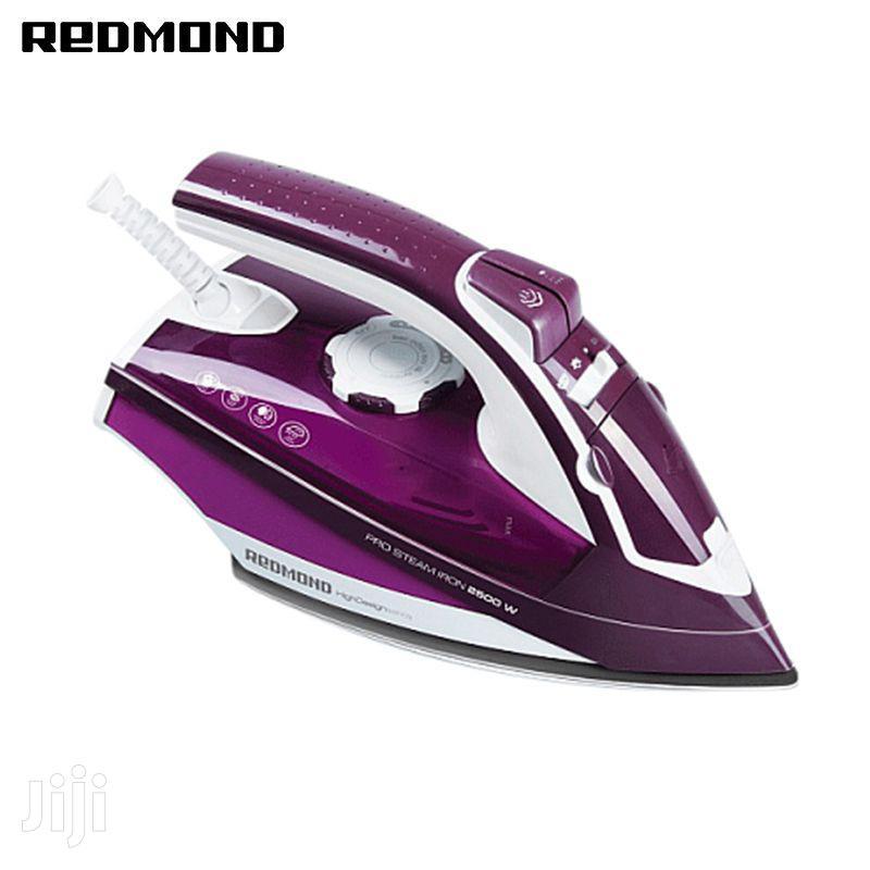 Redmond Pro Steam Iron 2200W | Home Appliances for sale in Kampala, Central Region, Uganda