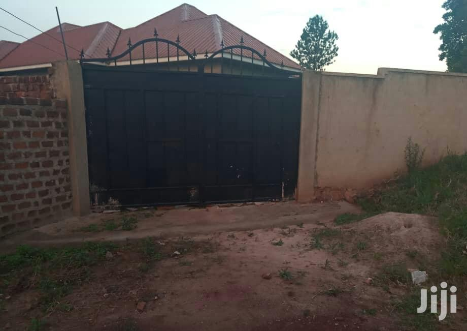 4bedroom Home on Sale in Gayaza Kayebe