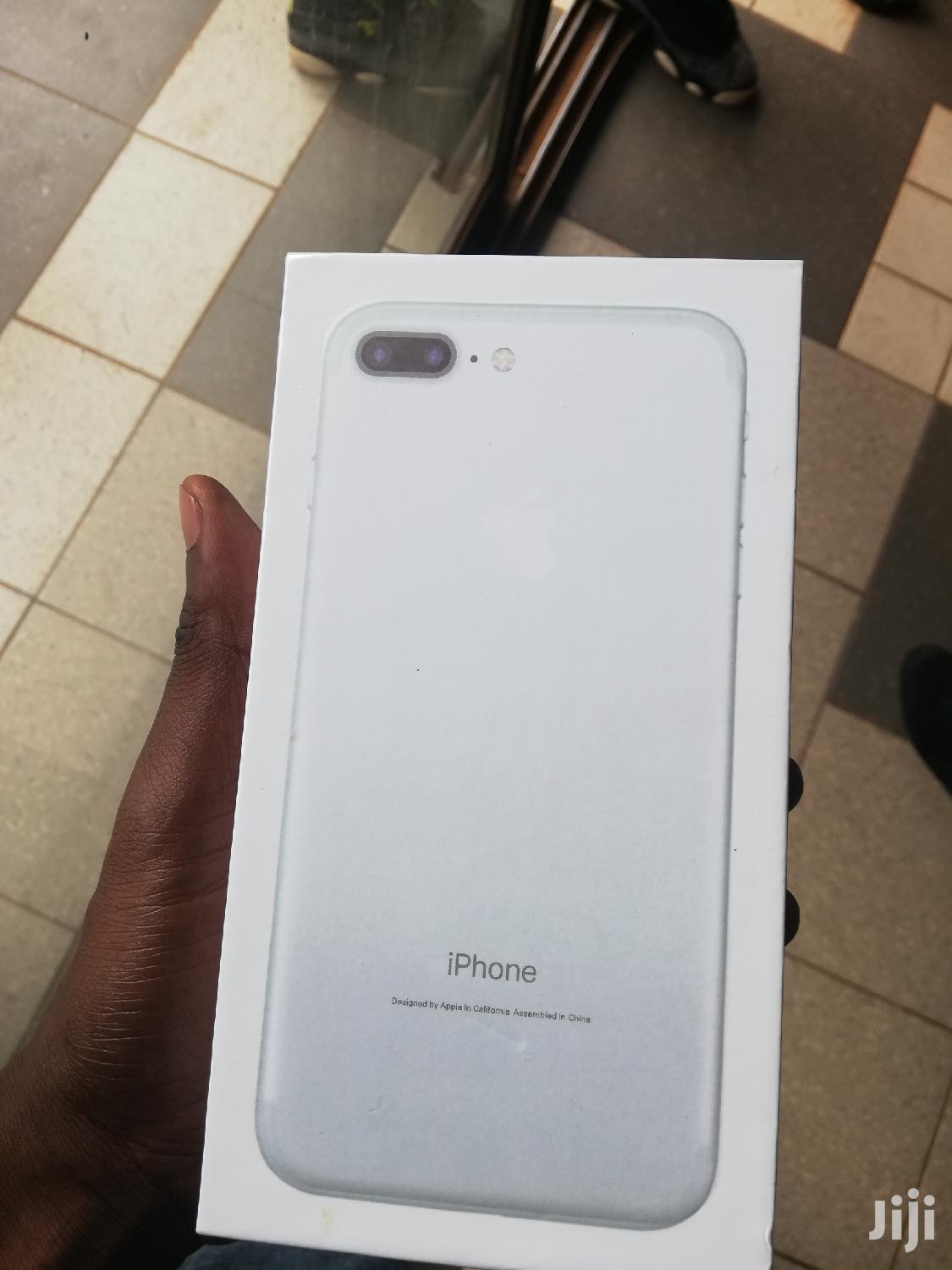 New Apple iPhone 7 Plus 128 GB Silver