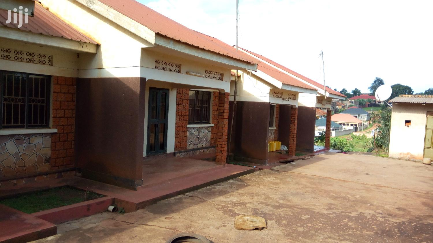4 Rental Units In Naalya For Sale