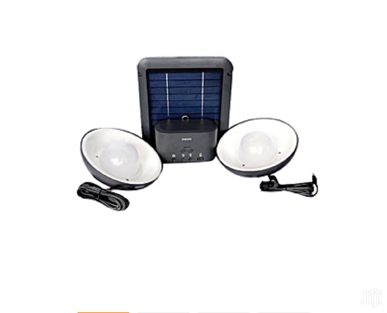 Solar Life Light System