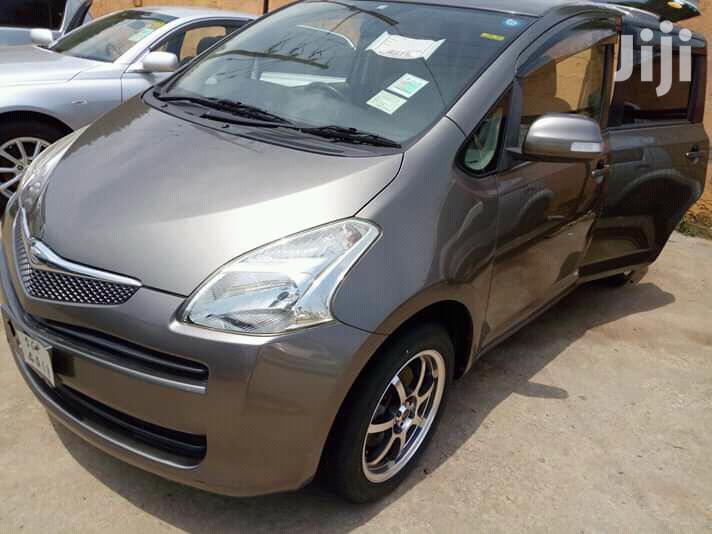 Toyota Ractis 2006 Gray | Cars for sale in Kampala, Central Region, Uganda