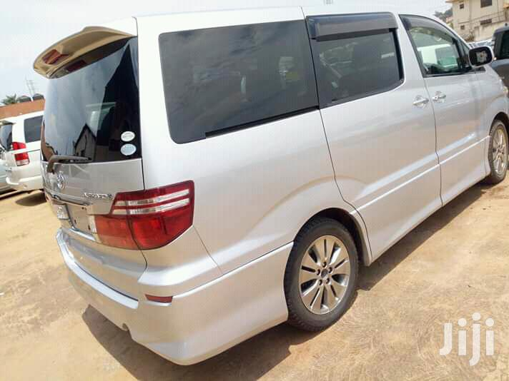 Toyota Alphard 2006 Silver | Cars for sale in Kampala, Central Region, Uganda