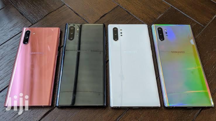 New Samsung Galaxy Note 10 256 GB