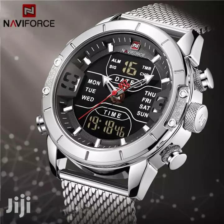 Archive: Waterproof Dual Naviforce