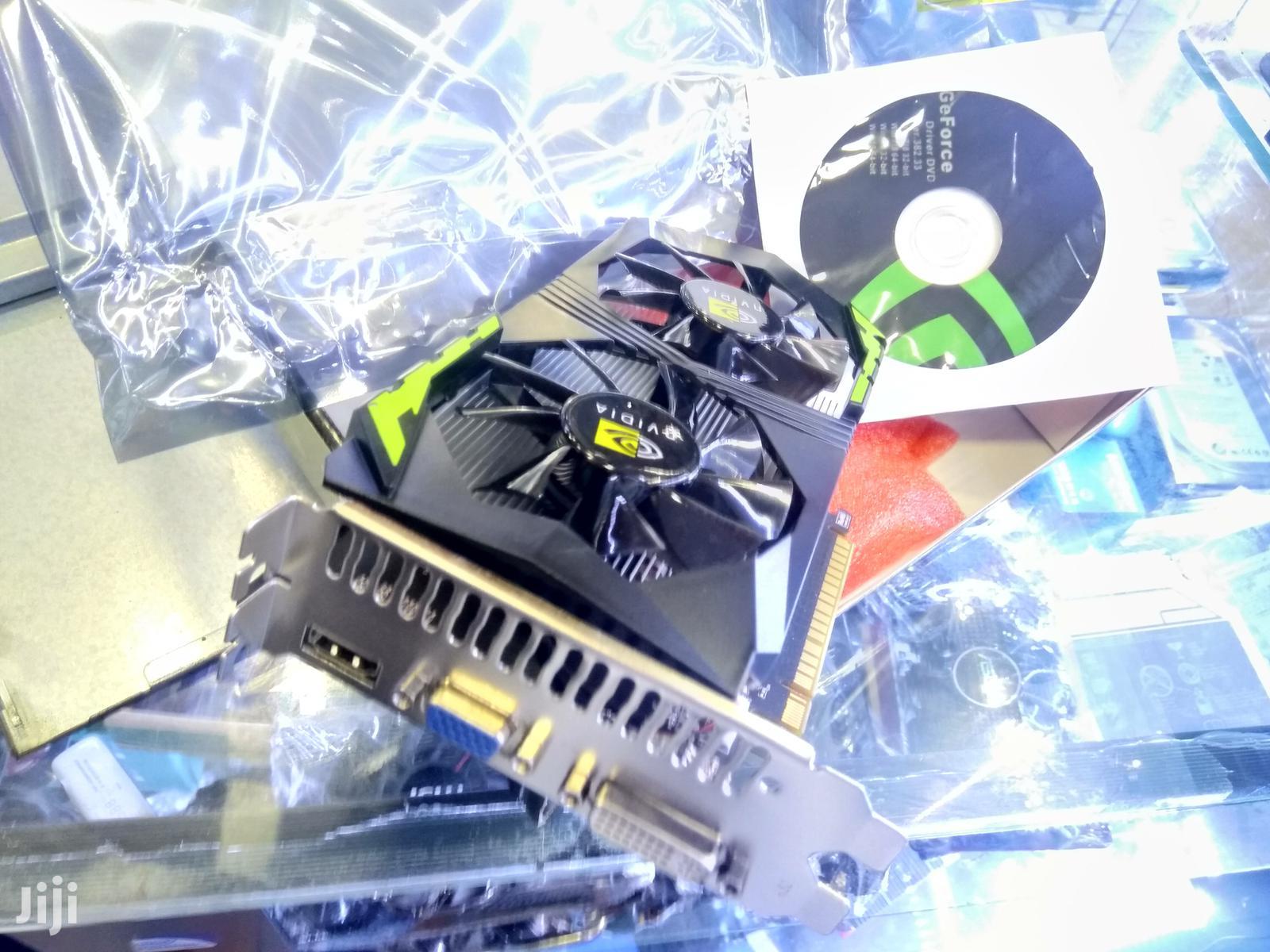 Archive: Brand New Nvidia 4gb Ddr5 GTX 1050ti Perfomance Card.