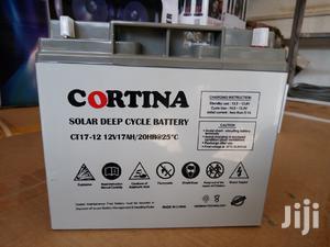Cortina Solar Deep Cycle Battery