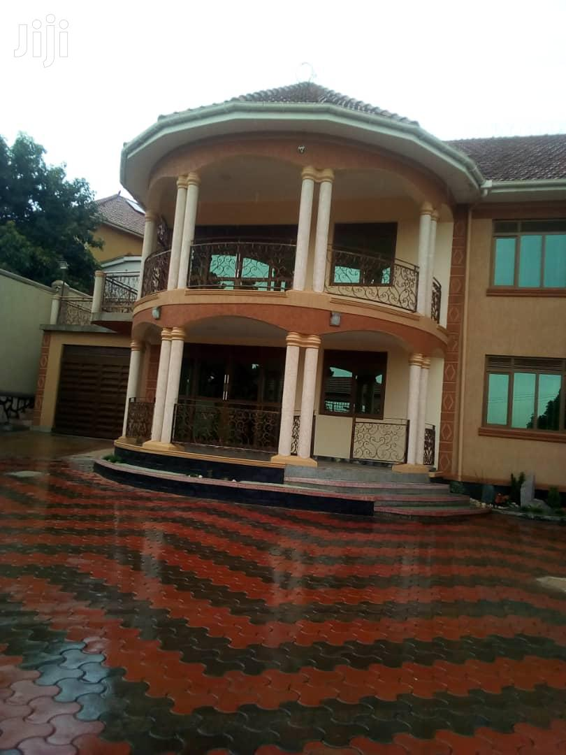 Archive: Mansion on Sale in Kyengera