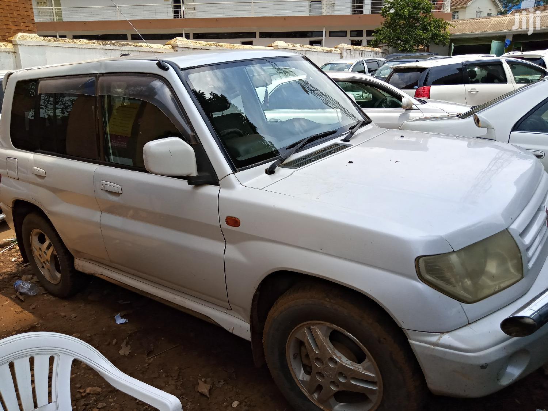 Mitsubishi Pajero IO 2001 White | Cars for sale in Kampala, Central Region, Uganda