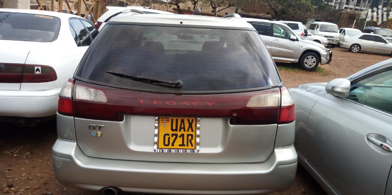 Archive: Subaru Legacy 2003 Silver
