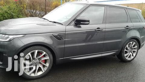 Archive: Land Rover Range Rover Sport 2018 Autobiography Gray