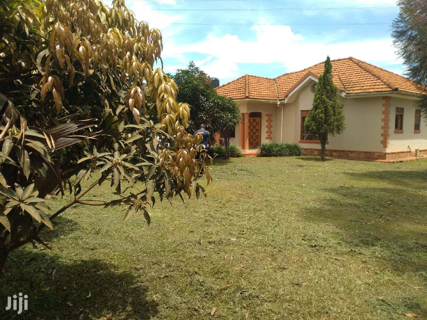 First Lane House for Sale in Kira With Ready Land Title