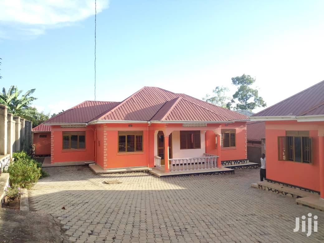 Four Bedroom House In Kyanja Kumusanvu For Sale