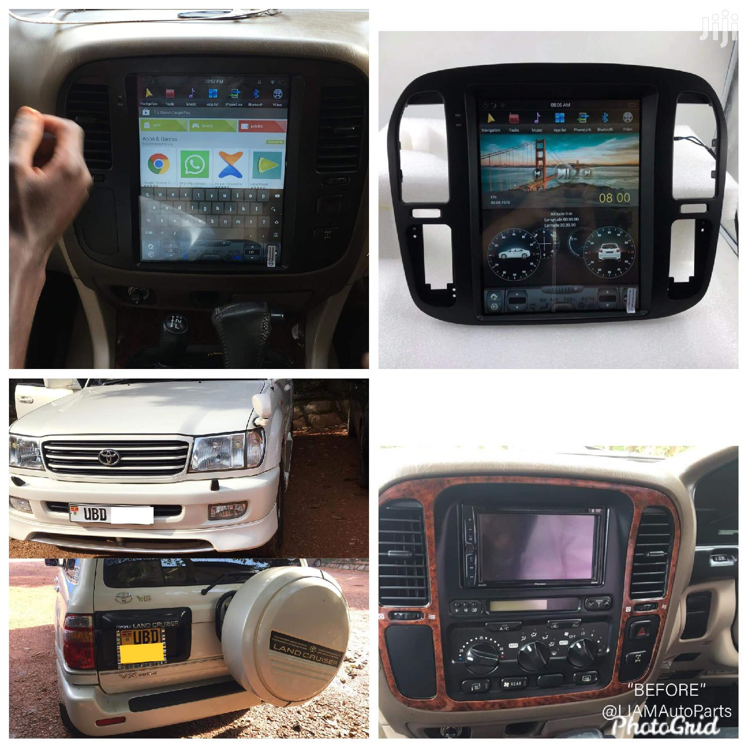 Android Radio For Landcruisers 1999 Upgrade