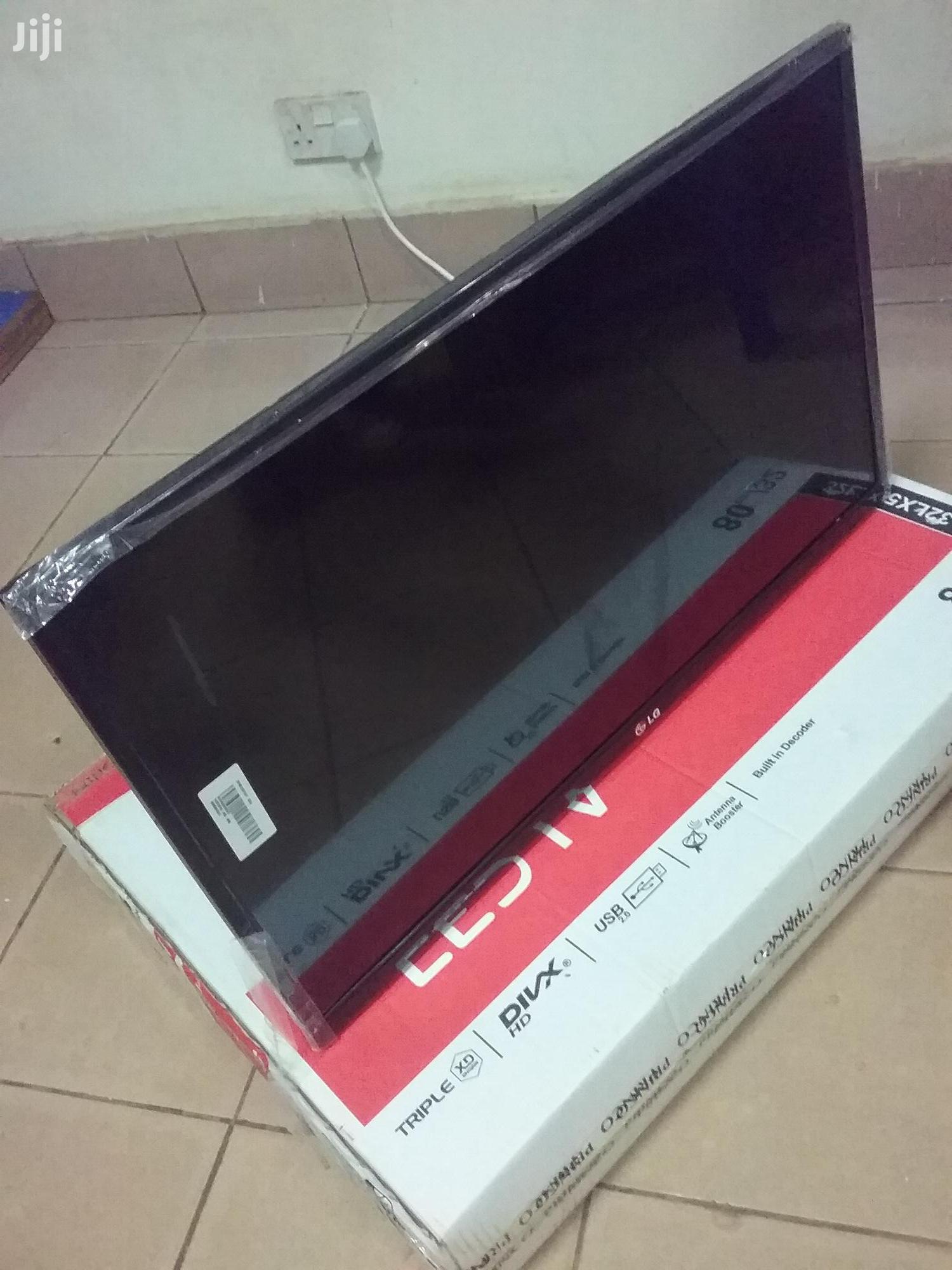 Archive: Brand New Led LG Flat Screen TV 32inches Digital