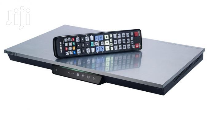 Samsung Touch Panel 3D Blu-ray With Built-in TV Decorder