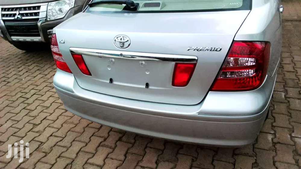 New Toyota Premio 2006 Silver | Cars for sale in Kampala, Central Region, Uganda