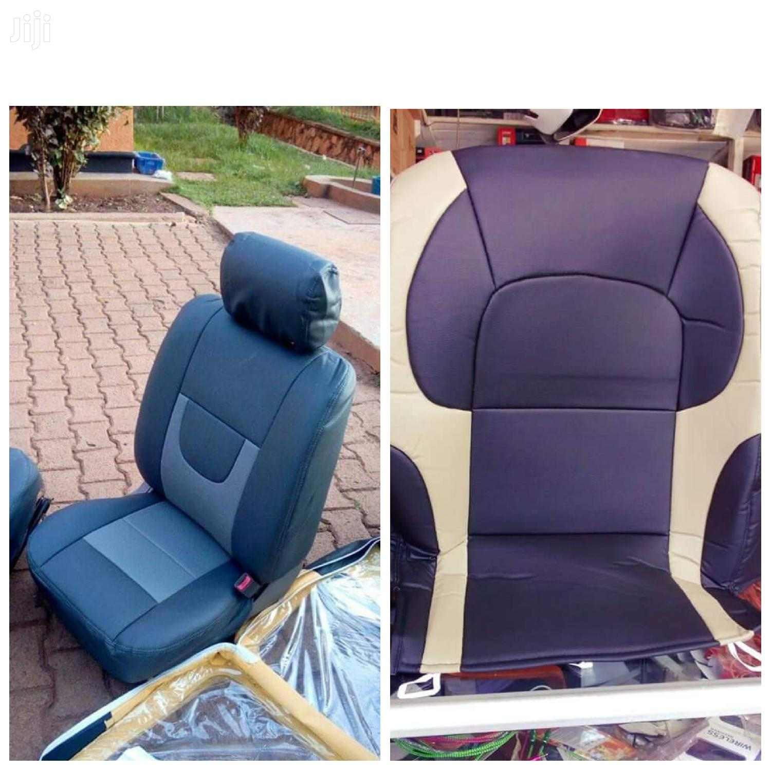 Pure Leather Seat Covers
