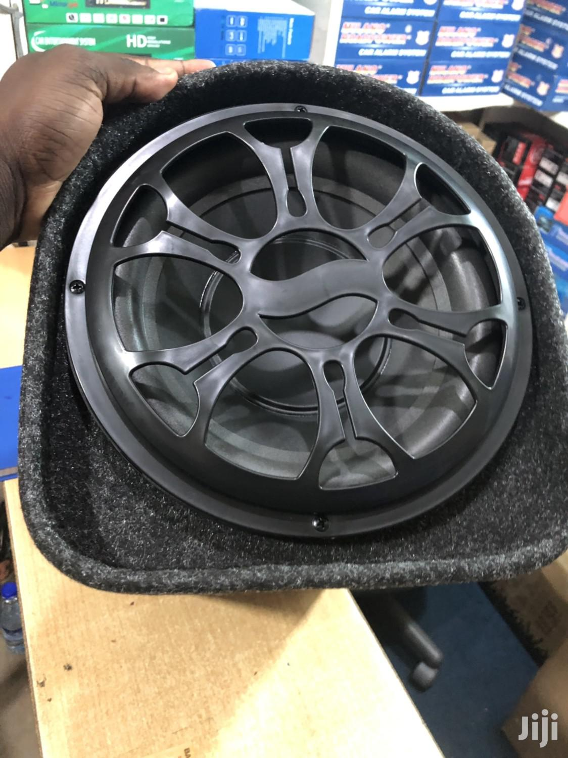 Car Bass Woofer New Boxed