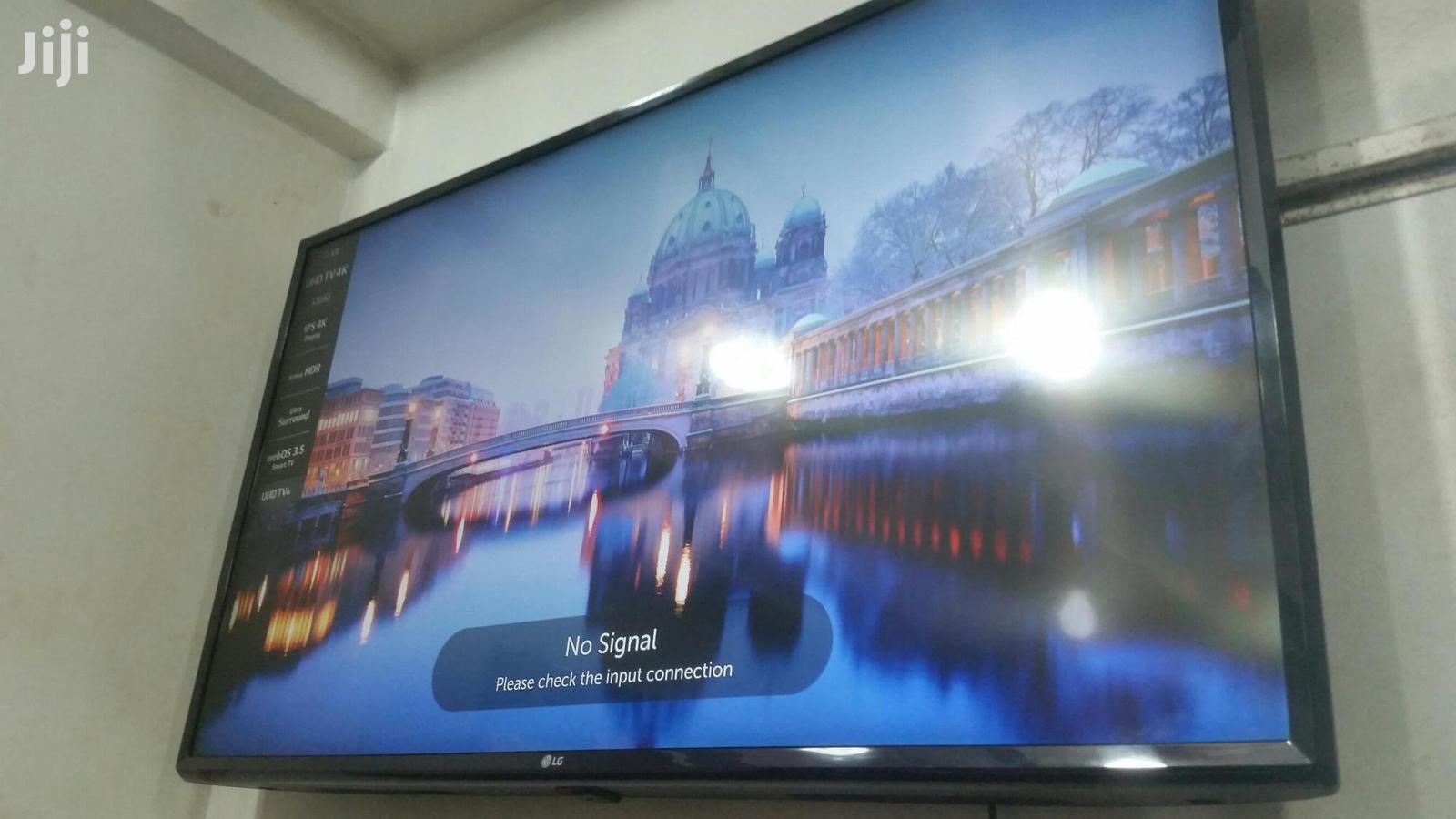 43 Inches Led LG TV Smart 4k Uhd