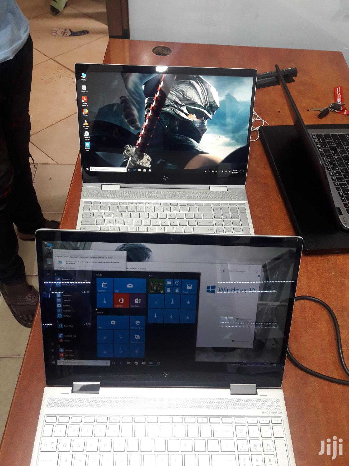 New Laptop HP Envy 13t 8GB Intel Core I5 SSHD (Hybrid) 256GB | Laptops & Computers for sale in Kampala, Central Region, Uganda