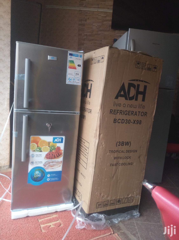 ADH Double Door Fridge 138L | Kitchen Appliances for sale in Kampala, Central Region, Uganda