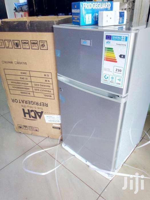 ADH Double Door Refrigerator 100L